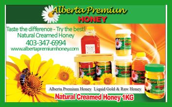 Yummy Alberta Premium Honey